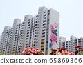 玫瑰畫,公寓 65869366