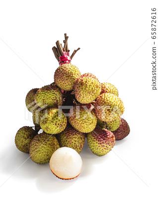 台灣特產;農產品玉荷包荔枝 65872616