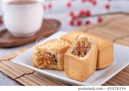 鳳梨酥 甜點 鳳梨 蛋糕 糕點 pineapple cake pastry パイナップルケーキ 65876334