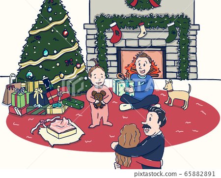Christmas with family 65882891