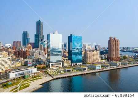 高雄港城市景觀Kaohsiung, Taiwan, Kaohsiung Port, Cityscap 65899154