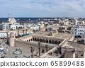 Medina (Old Town) in Sousse, Tunisia. 65899488