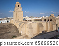 The cathedral mosque of Kairouan. 65899520