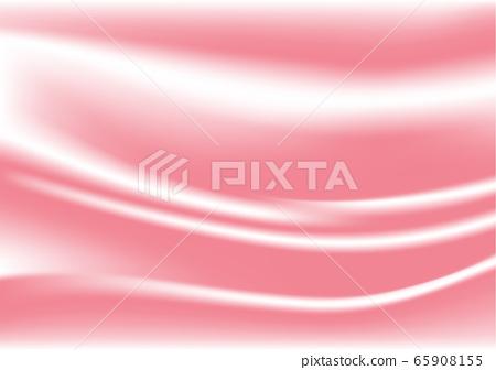 Pink satin cloth texture background. 65908155