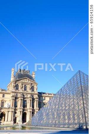 루브르 박물관 파리 65914156