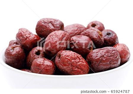 대추 말린 과일 65924787