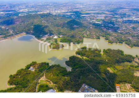 臺灣高雄阿公店水庫 Kaohsiung Reservoir, Taiwan, Asia 65935758