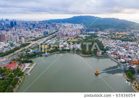 臺灣高雄左營蓮池潭 Asia Taiwan Kaohsiung Lake 65936054