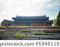 The pear-shaped Ganghwa Cathedral built in Hanok 65946110