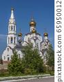 Pyatiprestolny Trinity Church in Iver convent in 65950012