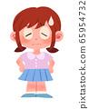 陷入困境的女孩 65954732