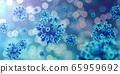 바이러스 백그라운드 65959692