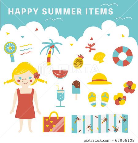 女生夏季用品 65966108