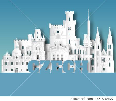 Czech Landmark Global Travel And Journey paper 65976435