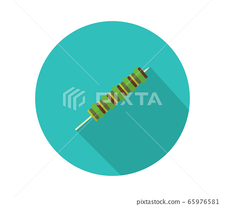 skewer icon 65976581