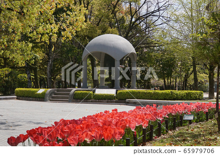 春天的和平公園 65979706