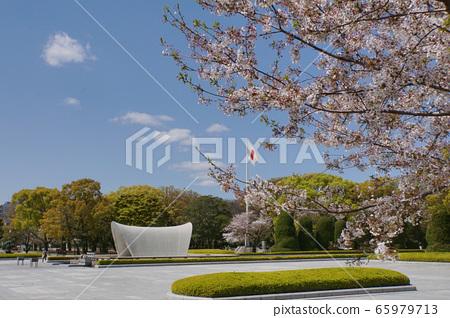 春天的和平公園 65979713
