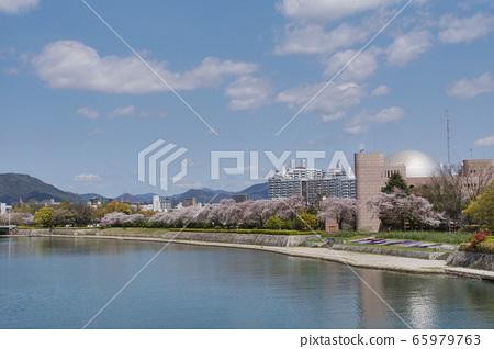 廣島市兒童科學館和櫻花 65979763