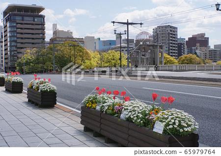 原子彈圓頂和相生橋 65979764