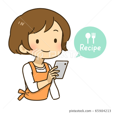 Housewife-Search for recipes on your smartphone 65984213