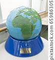 視障人士的盲文地球儀 65986305