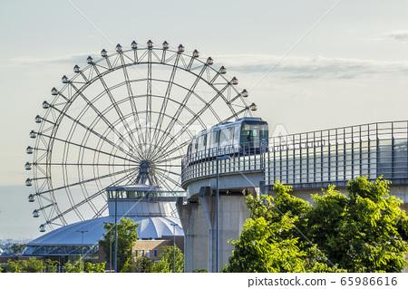 愛知縣長久手市Ai-expo 2005紀念公園的摩天輪 65986616
