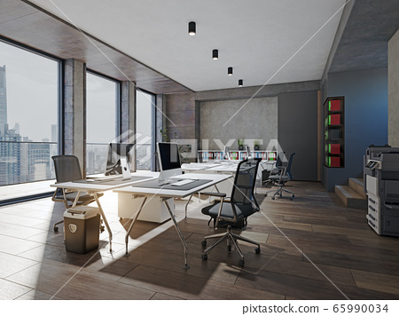 contemporary office 65990034
