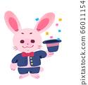 兔子玩魔術 66011154