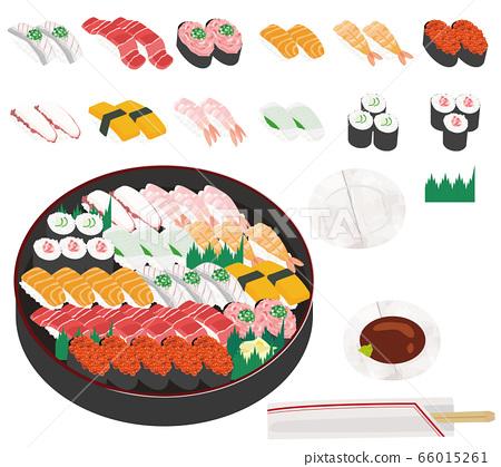 壽司交付圖 66015261