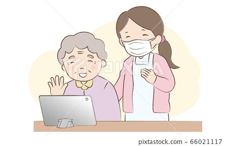 在線會議祖母 66021117