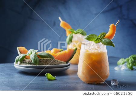 Sweet summer liquor with melon 66021250
