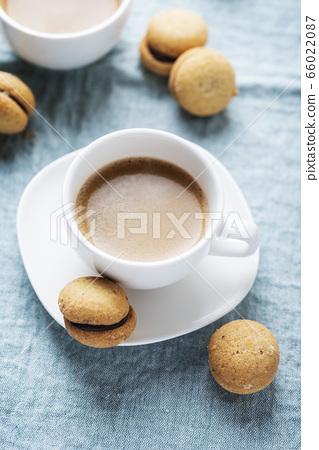 homemade italian hazelnut biscuits 66022087