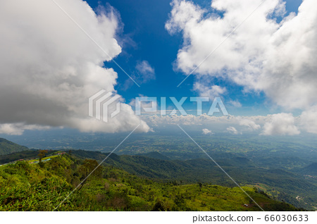 Landscape nature in Phu Thap Boek Thailand. 66030633
