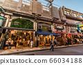 Tokyo cityscape Okachimachi station square street 66034188