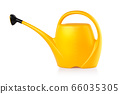 watering can isolated 66035305