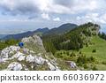 Hiking the beautiful Carpathian Mountains of Romania 66036972