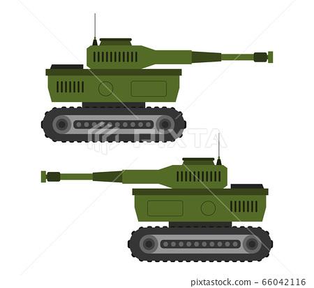 tank icon 66042116