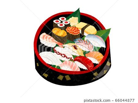 壽司拼盤,壽司槽 66044877