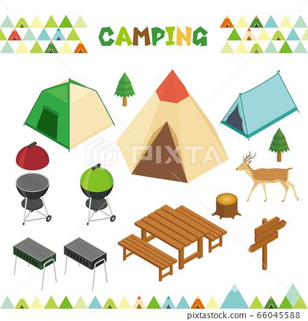 캠프 사시 세트 66045588