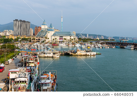 淡水漁人碼頭 Taiwan Tamsui Fisherman's Wharf 漁港 淡水河 66048035