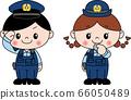 男女警察 66050489