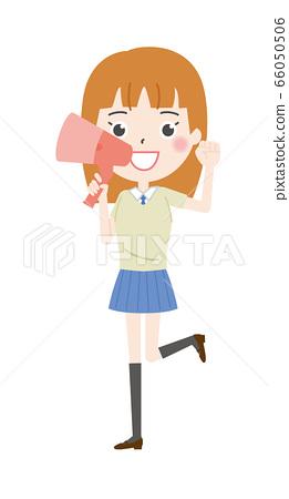 高中女生擴音器1圖 66050506