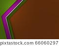 抽象背景幾何圖案分層風格多彩 66060297