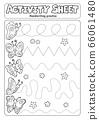 Activity sheet handwriting practise topic 3 66061480