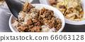 台灣 작은 吃 미식 滷肉 밥 Braised pork rice 대만 풍 고기 소보로 덮밥 루로 팬 66063128