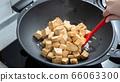 찐 말린 두부 콩 두부 66063300