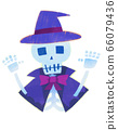 女巫的骨架 66079436