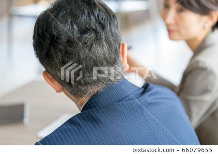 中老年人 商業 商務 66079655