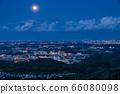 《東京》多摩地區東京地區的夜景 66080098
