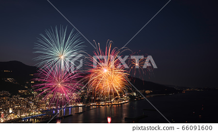 Shizuoka Atami Fireworks Festival 66091600